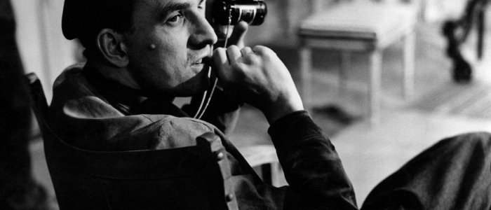 "INGMAR BERGMAN "" THE IMAGE AND THE ARTIST"""