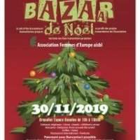 CHRISTMAS BAZAR - Saturday 30 November 2019 10:00-18:00