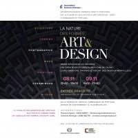 La Nature des Formes - Art et Design - From 8 to 9 November 2019