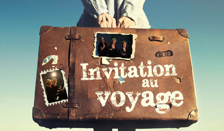 3Voices, 4Hands : Invitation au Voyage